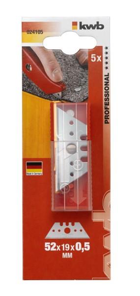 Trapez-Klingen Spender Art.Nr. 024105