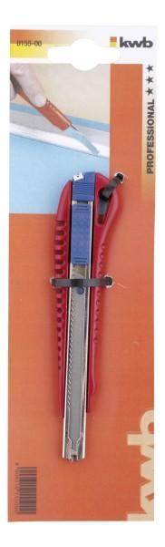Abbrechkl.Messer  9 mm Metall Art.Nr. 015500
