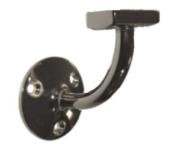 Handlaufhalter B, vermessingt Wandabstand 70 mm        49071