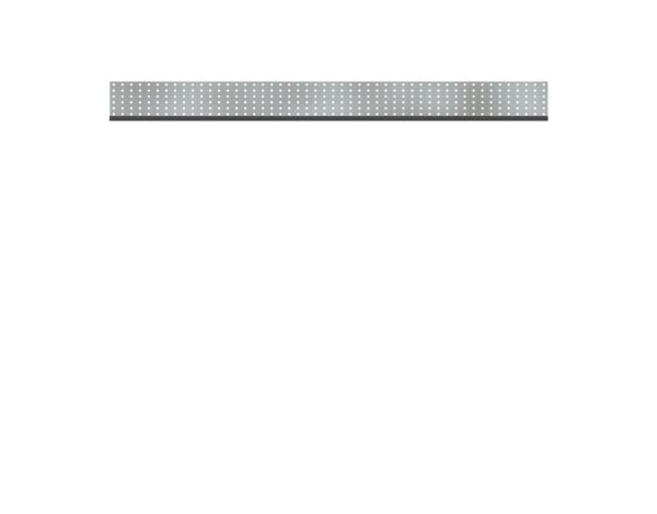 SyWPC Dekorprofil Metall/Gamma flach Set Nr.2317