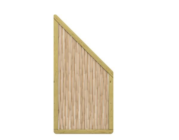 Traumgarten Bambu Anschluss 89 x 179/89 Nr. 4113