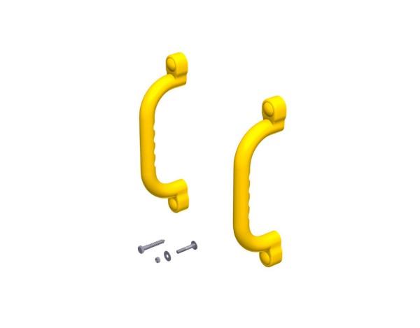 Winnetoo Haltegriff gelb 2er Set, Nr. 1696