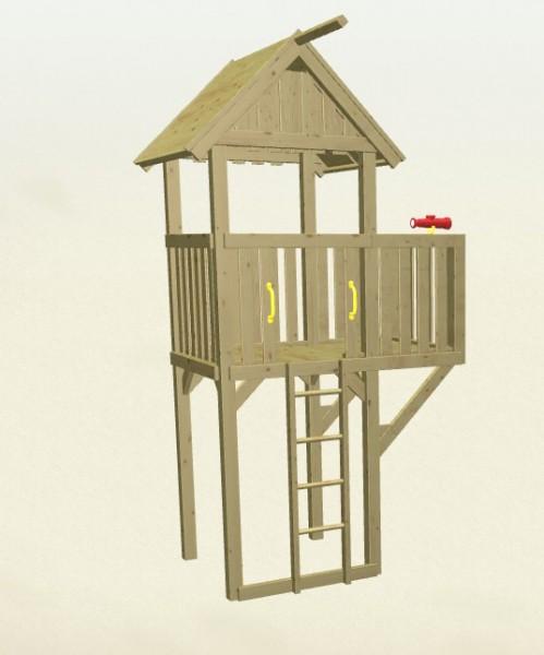 Winnetoo Spielturm Fee 1 Komplettset