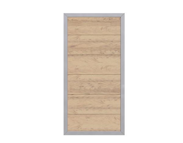 Tr. Design WPC Alu sand Nr. 2441