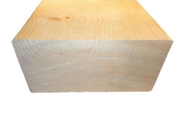 12x24 cm KVH Konstruktionsvollholz Fi/Ta, egalisiert, gefast