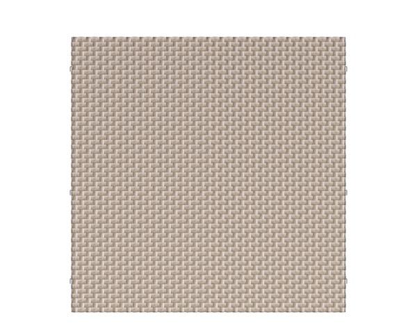 Weave Rechteck gray 178 x 178 cm, Nr. 4410