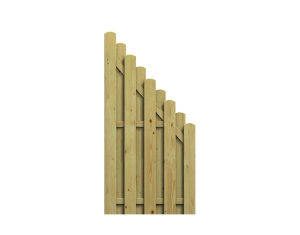 Traumgarten Rechteck-Zaun Jumbo Nr.1640 Anschluß