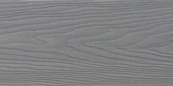 Dreamdeck WPC SOFT grau Abschlußleiste 10 x 80 mm