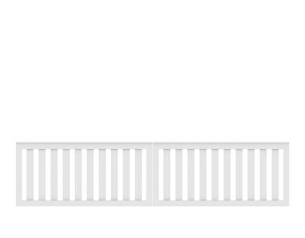 LongLife Cleo Doppeltor, weiß Nr. 1845