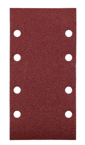 Schleifstreifen sortiert, 93 x 185 mm, 15 Stück,   Nr. 818388