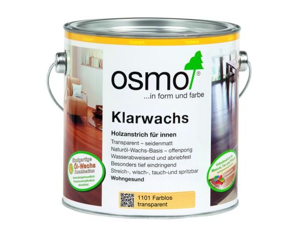 OSMO Klarwachs 2,500 l  farblos
