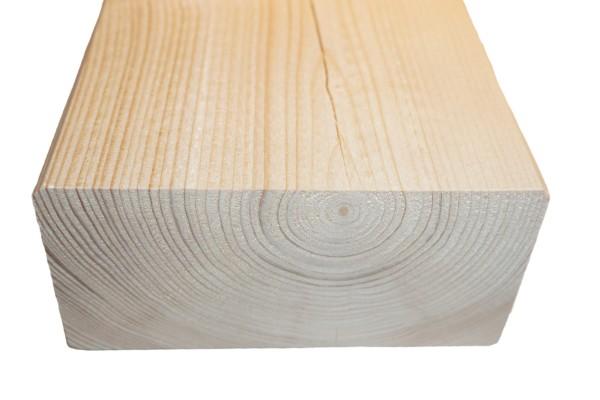 8x16 cm KVH Konstruktionsvollholz Fi/Ta, egalisiert, gefast