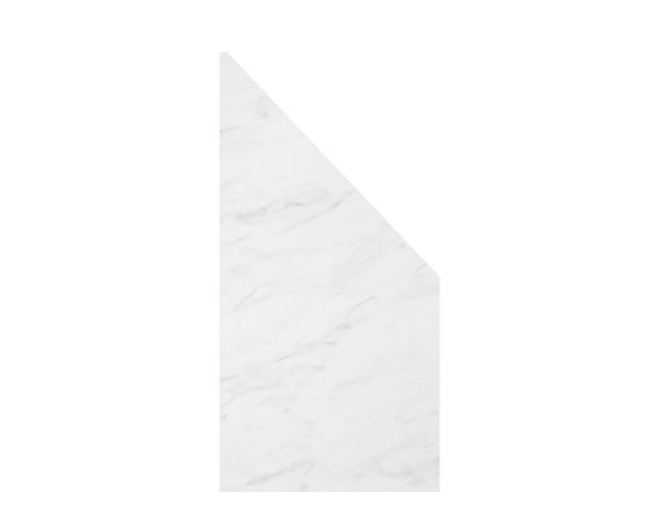 Tr. Board Element marmor 90 x 180/90 x 0,6 cm Nr. 2762