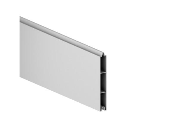System ALU-Einzelprofil silber Nr.2278