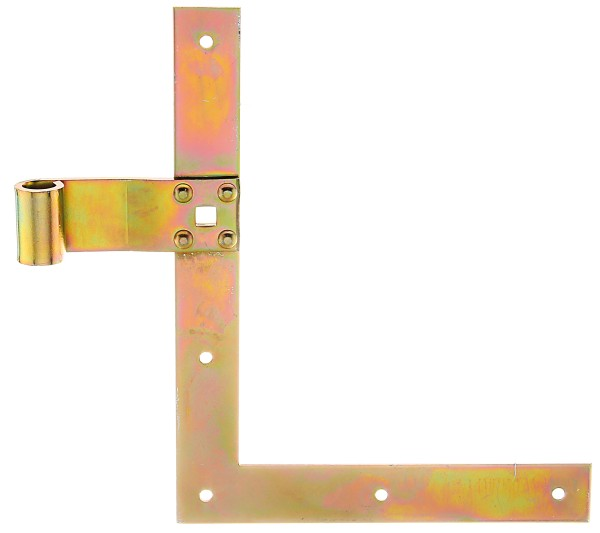 Alberts Fensterl.-Winkelband verz.,rechts, 250x200mm 313326