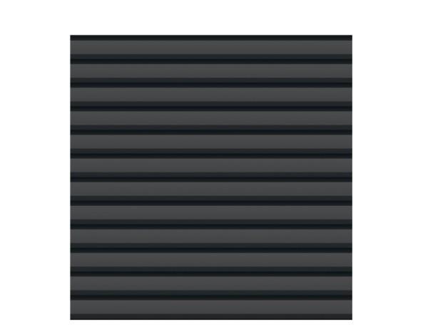 System Metall Basic Einzelprofil anthrazit anthrazit  Nr. 2752