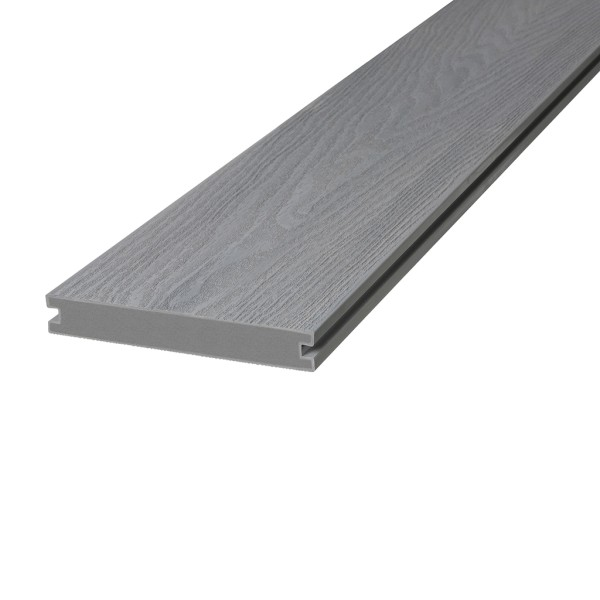 Dreamdeck WPC SOFT grau Terrassendiele 21x145 mm