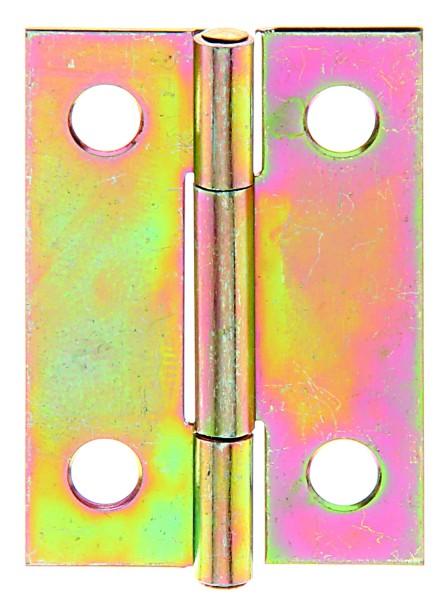 Alberts Geroll.schmales Scharn 40 mm                   345679
