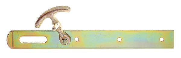 Alberts Überfalle m. Doppelh. verzinkt   250 mm       316389