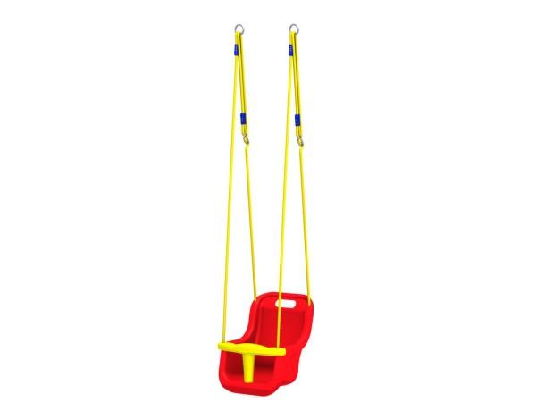 Winnetoo Babysitz rot/gelb Nr. 1673