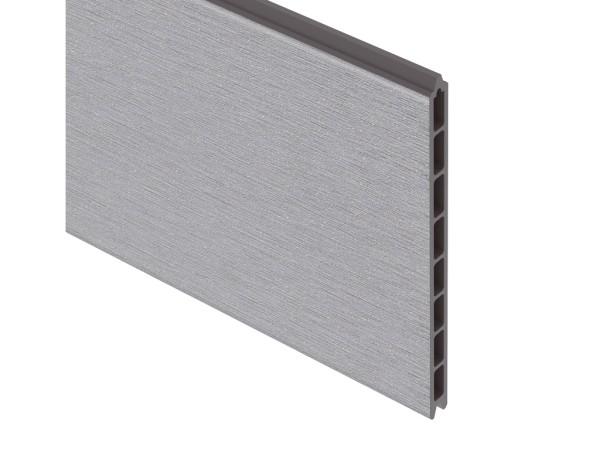 System WPC XL Einzelprofil grau, Nr.2593