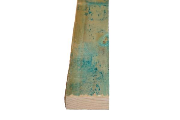 18 x 48 mm Latten grün imprägniert