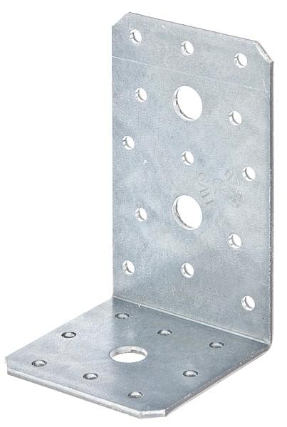 Alberts Winkelverbinder verz. 100x60x60x2,5 mm        330149